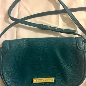 BCBGenration Cross Body Teal purse NWOT