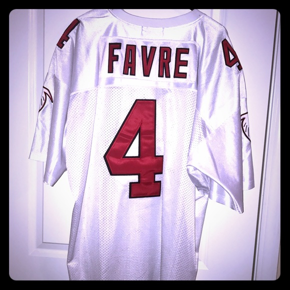 uk availability 26042 4f678 NWT Brett Favre Mitchell & Ness Rookie Jersey🏈 NWT