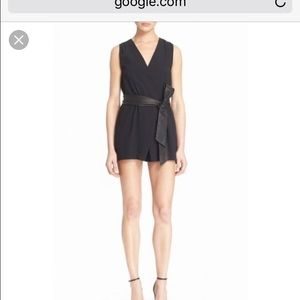 In search of Alice and Olivia Lyndi romper