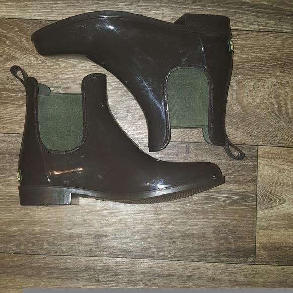Ralph Lauren Chelsea Rain Boots