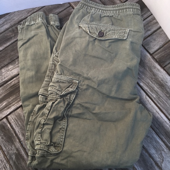 9f1bd70fc3 American Eagle Outfitters Pants | Mens American Eagle Cargo Joggers ...