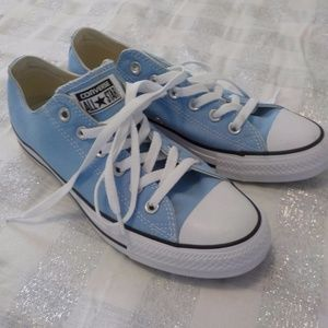 NWT Converse All Star Chuck Taylor Low Top Blue 9