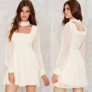 Nasty gal collection Rosamund babydoll dress