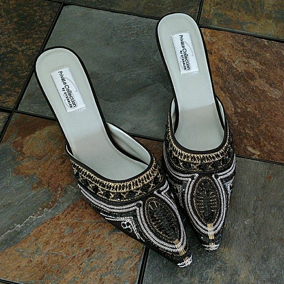 dyables Shoes - ❄️❄️#Shoes BOGO 50% OFF 10B Beaded Slipper❄️❄️