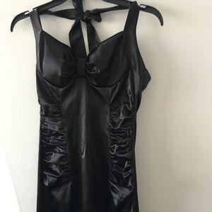 NWT Jump Apparel black cocktail dress size 5/6