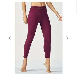 Fabletic Darby high waisted 7/8 legging