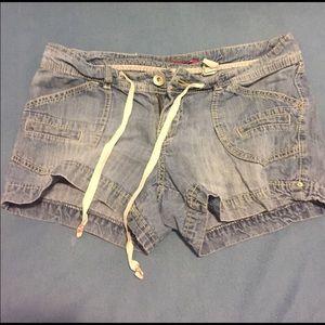 Bundle two shorts