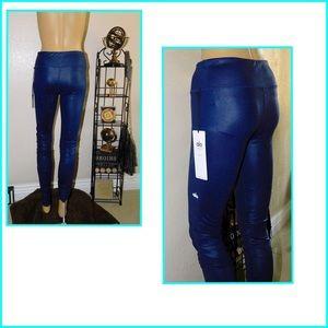 3362dfc5f5 ALO Yoga Pants | Idol Leggings In Rich Navy Glossy Size S | Poshmark