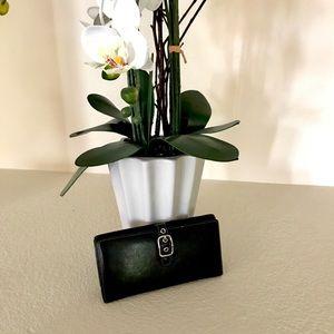 Coach Bags - Black Coach Wallet