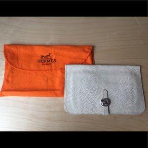 Handbags - Faux Hermes Clutch/Wallet