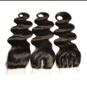 Other - Frontals, 360 frontals, Lace closures, & Bundles.