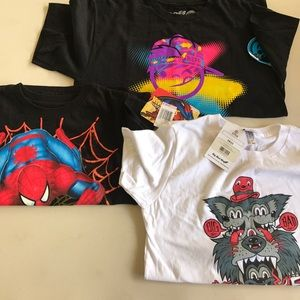 Other - 3 brand new assorted boys T-shirt