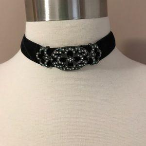 Jewelry - Vintage Velvet Choker