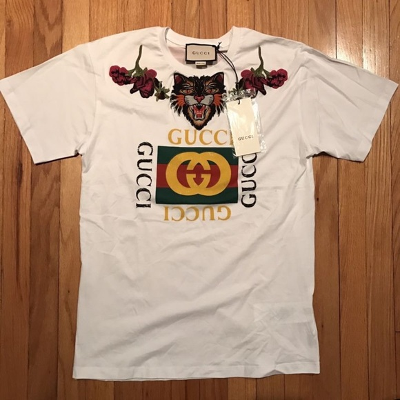 00cd95f0 Gucci Shirts | Loved Shirt | Poshmark