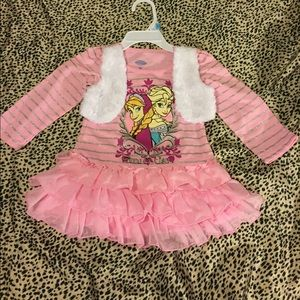 18month frozen outfit