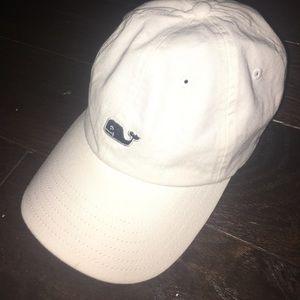 White Vineyard Vine Hat