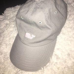 Gray Vineyard Vines Hat