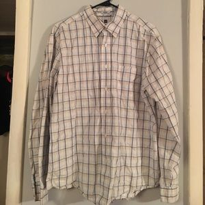 Gap classic long sleeve button down