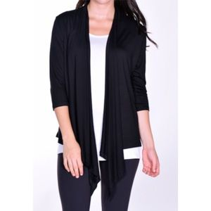 Sweaters - Casual Lightweight Cardigan