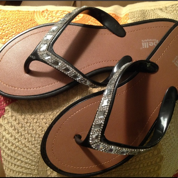 dd53298da6b81 Capelli of New York Shoes - 💎💎 Capelli New York Flip Flops with Bling 💎