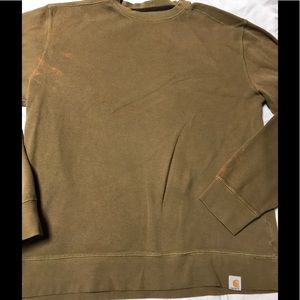 Carhartt Long Sleeved Shirt Medium