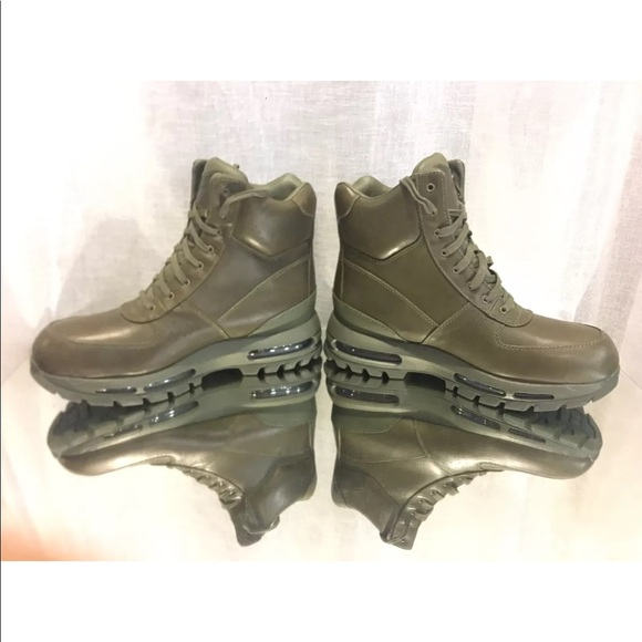 4ecdef48ac Nike Shoes | Air Max Goadome 6 In Waterproof Boots Sz 9 | Poshmark