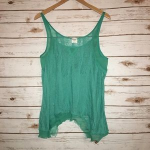 Intimately Free People by Free People Tank Sz M