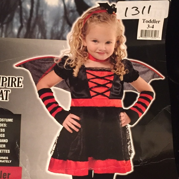 vampire bat halloween costume toddler girl 34