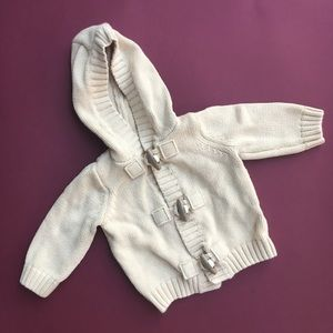 Other - Cutest Hooded Baby Cardigan - Unisex - Size 3-6 M