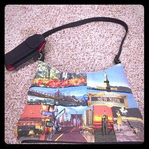 Handbags - New York City Theme Handbag