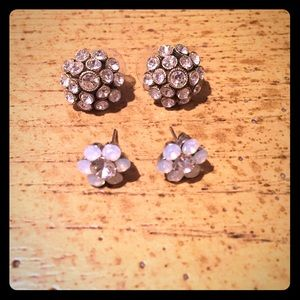 Earring set from anthropologist