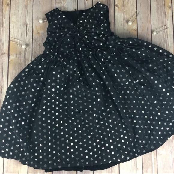 Gymboree black dress