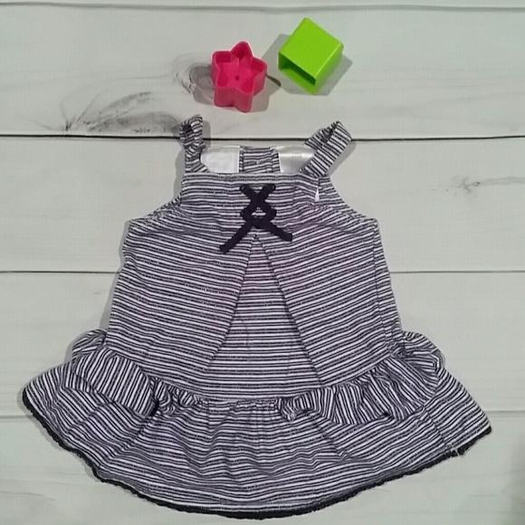 C8-6 NEW Gymboree Gray Rainbow Star Fleece Sweatshirt Dress w//Diaper Cover