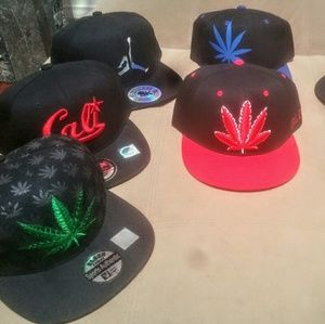 Accessories - 3 for $30!! NEW! Various Graphic Snapbacks