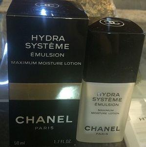 new authentic Chanel Maximum Moisture Lotion