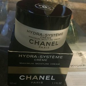 new authentic Chanel Hydra Systeme Creme