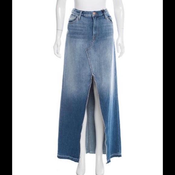 571a06d601 J Brand Skirts | Denim Skirt | Poshmark