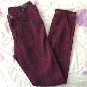 Urban Outfitters Jeans - High rise cigarette ankle 👖