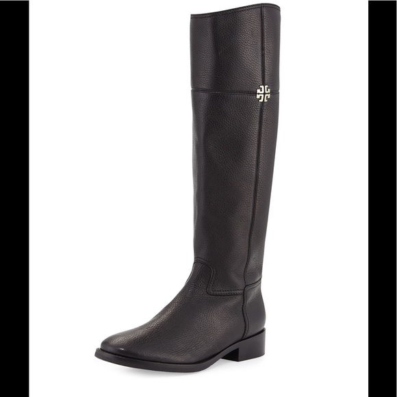 e0126791f01e New Tory burch Jolie riding boots black 9.5. M 59873104c6c795827e06bb0d