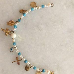 Jewelry - Semi Precious Stones Charm Bracelet