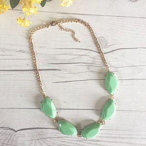 Jewelry - Mint Stone Necklace