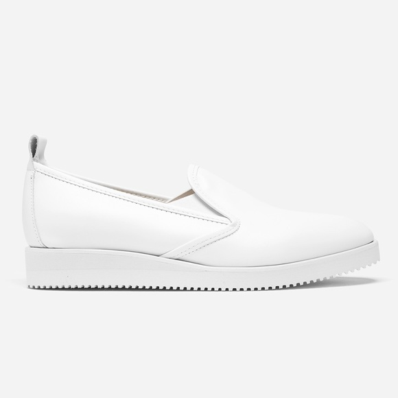 f84c5dec79b Everlane Shoes - Everlane Italian Leather Street Shoe