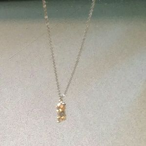 Jewelry - Gold plated MOM necklace.