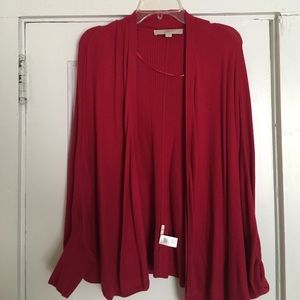 Loft sweater/cardigan