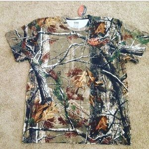 Other - Men's camo T-shirt