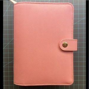 Kikki K Planner Petal Pink