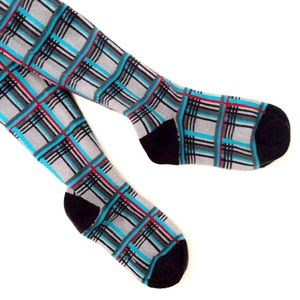 Other - Plaid Leggings Tights Accessories Socks