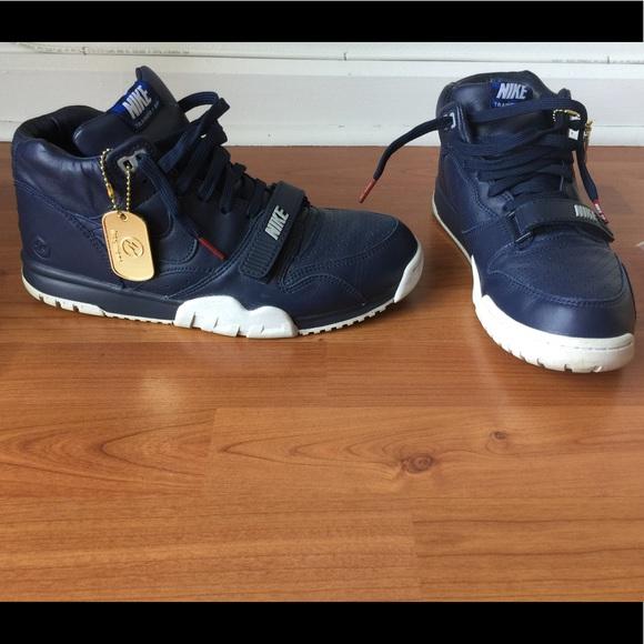 half off eca7f bc0f3 Nike Air trainer 1 mid SP Fragment Sneakers. M 598757544127d0d7dc074e44