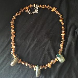 Jewelry - Earthy Necklace