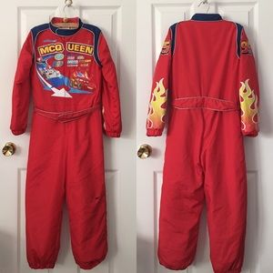 Disney Costumes - Disney Cars Lightning McQueen Halloween Costume : lightning mcqueen halloween costumes  - Germanpascual.Com